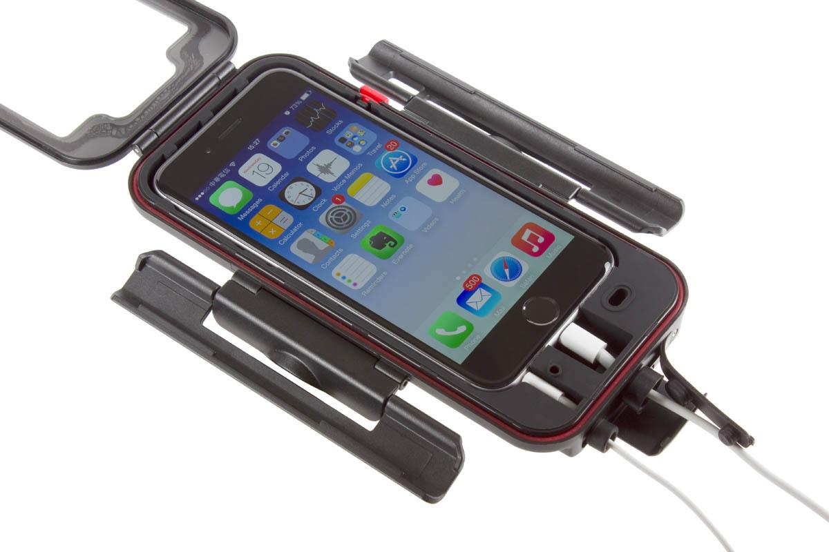 biologic releases iphone 6 bike mount and hard case. Black Bedroom Furniture Sets. Home Design Ideas