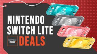 Nintendo Switch Lite price