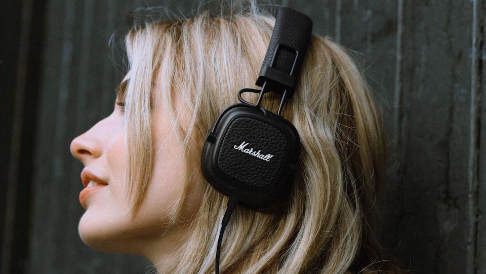 Marshall Major Iii Bluetooth Headphones Offer 30 Hours Of