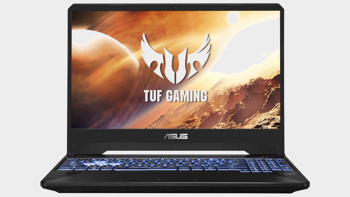 This Asus gaming laptop with a GTX 1660 Ti is just $850 right now