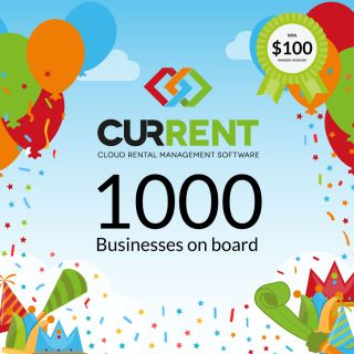 1,000 Companies Onboard with Current RMS