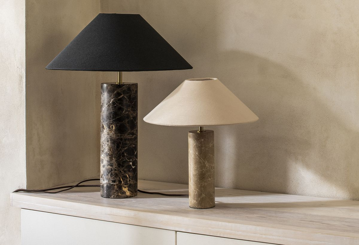 First look at Livingetc's brand new lighting collection, in partnership with Lights & Lamps