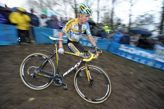 Bart Wellens, Koppenbergcross 2012