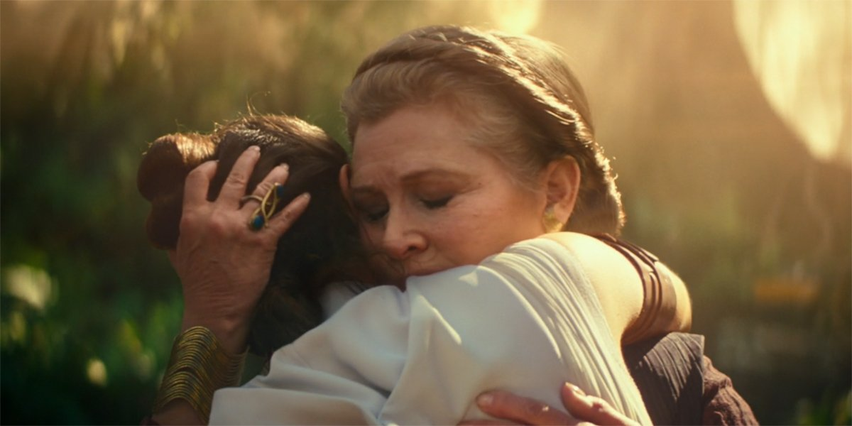 Star Wars: The Rise Of Skywalker Writer Reveals 'One Thing' He Wanted To Accomplish With Leia