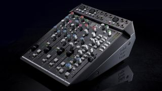 SSL SiX could be the compact console your studio has been waiting for