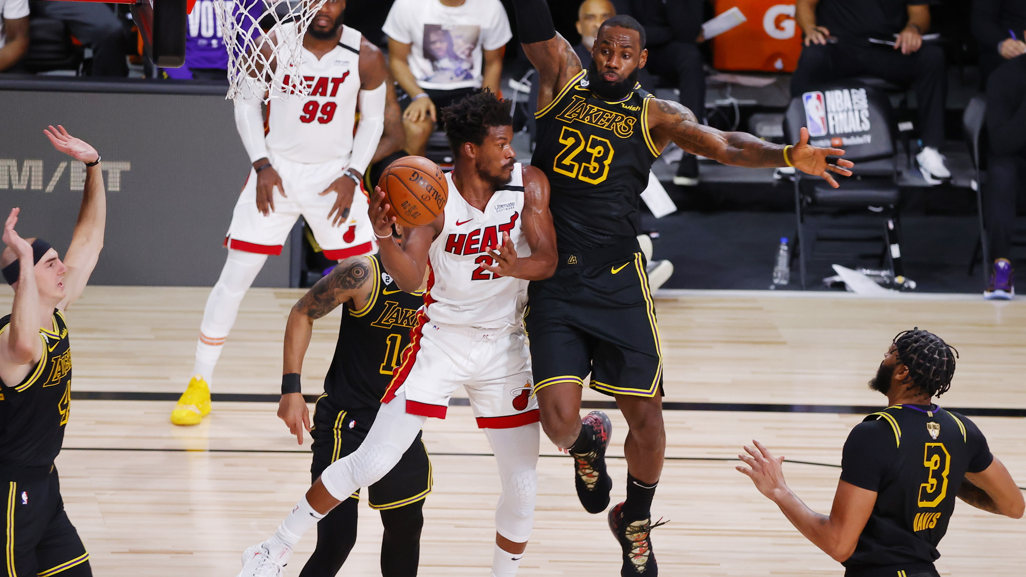 Lakers Vs Heat Live Stream How To Watch Nba Finals Game 3 Online From Anywhere Techradar