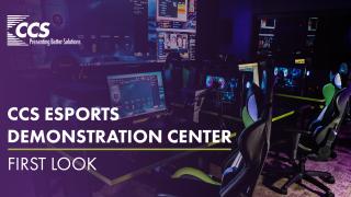CCS Southwest Creates Esports Demo Center