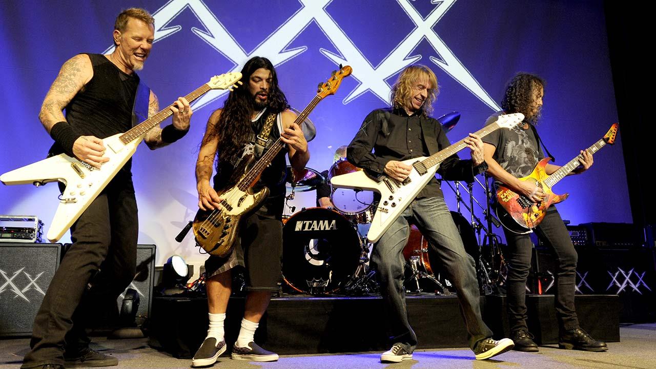 The 10 best Metallica songs, by Diamond Head's Brian Tatler
