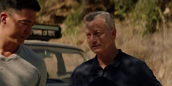 Criminal Minds: Beyond Borders Season 2 CBS Criminal Minds