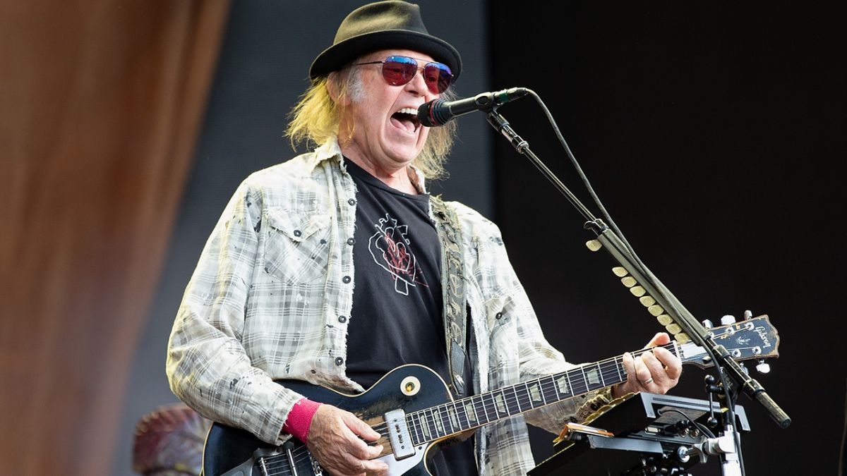 Neil Young sues Donald Trump's campaign over song use at rallies