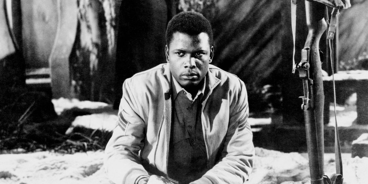 Sidney Poitier in All the Young Men