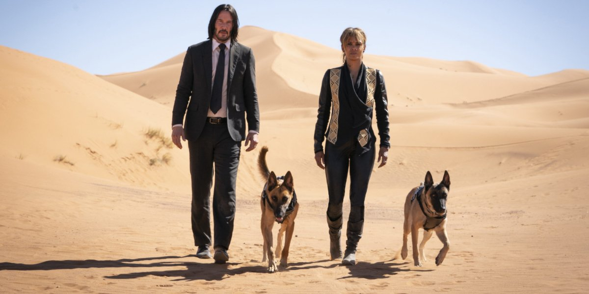 John Wick Director Chad Stahelski Has Another Action Movie In The Works