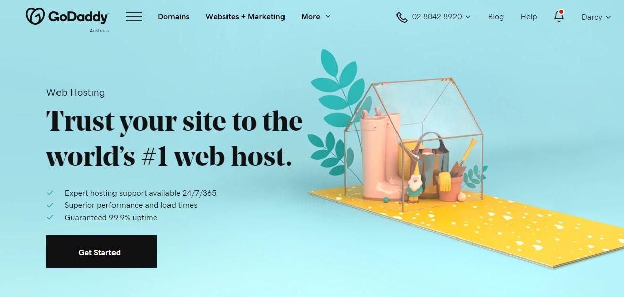 GoDaddy Web Hosting | ITProPortal