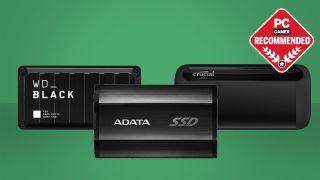 External SSDs