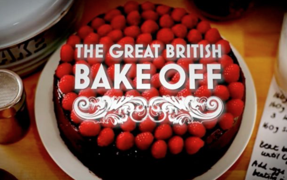 Great British Bake Off logo - Channel 4