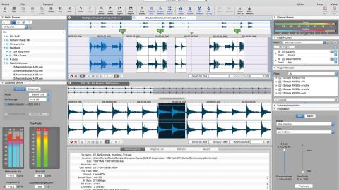 Sound Forge Mac OS torrent