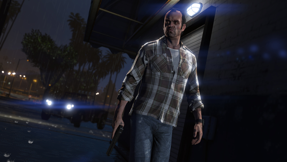 GTA 5 PC Screenshots Show Off Updated Graphics #32597
