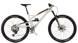 Orange has a new range of trail bikes