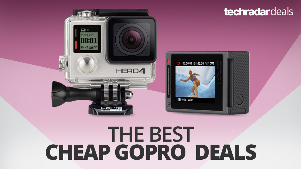 You Can Buy A GoPro Hero Camera For 179 With This Cyber Monday Deal