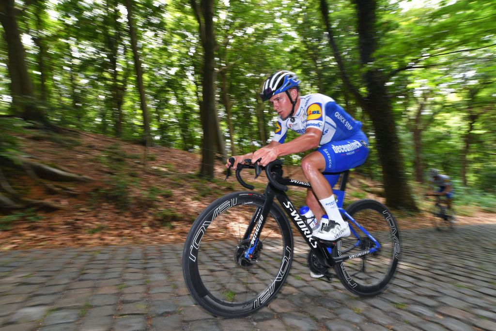 Evenepoel and Bennett to lead QuickStep back to action at Vuelta a Burgos