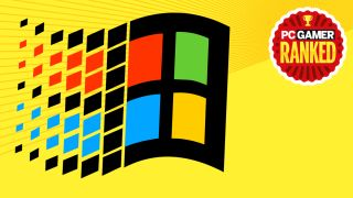 Windows ranked
