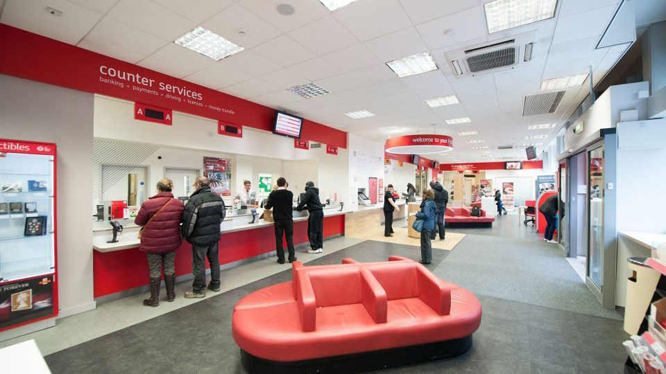 Post Office makes access to cash products available faster to help self-isolating individuals