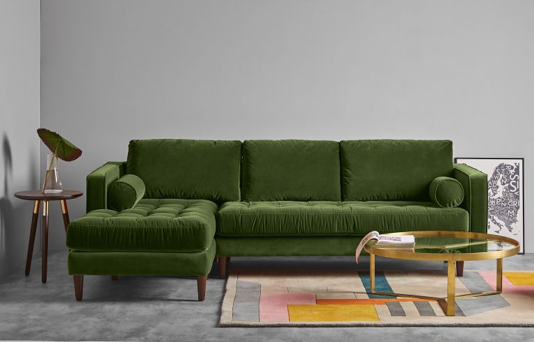 Attention! Every Instagrammer's favourite sofa is in Made.com sale