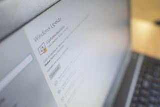 Stock image of Windows Update