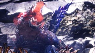 Monster Hunter World Iceborne Ebony Odogaron