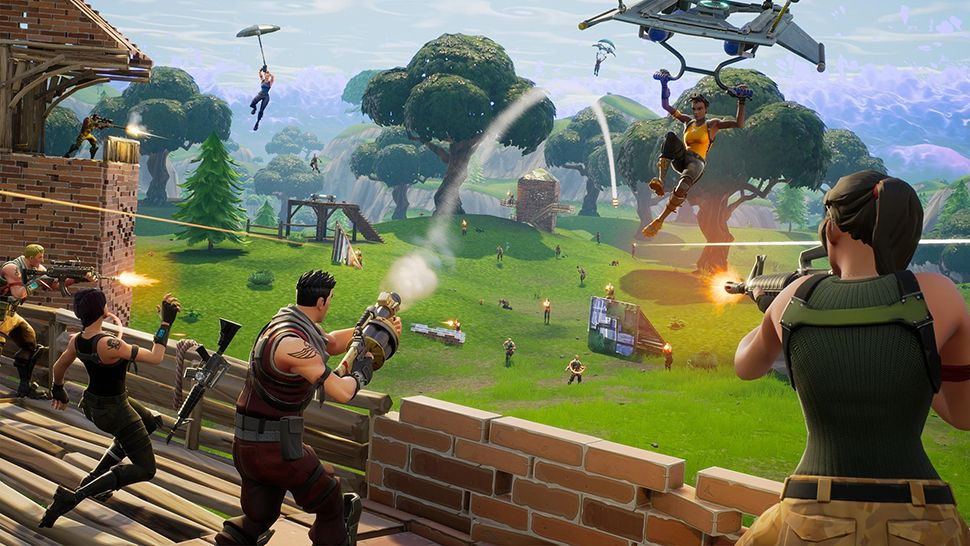 Fortnite will release on PS5 and Xbox Series X at launch � and it's getting a visual upgrade - TechRadar