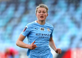 Manchester City v West Ham United – Vitality Women's FA Cup – Fifth Round – Academy Stadium