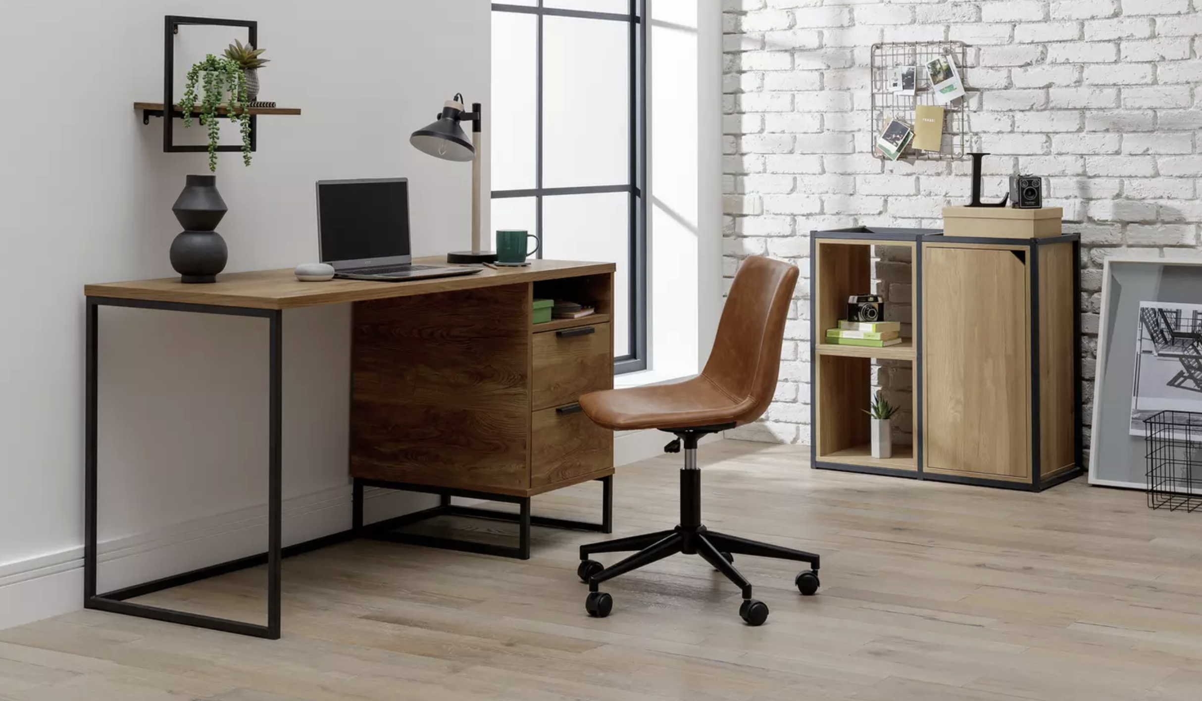 This Argos Office Furniture Is Here To Make Wfh A Lot More Stylish And Comfy Real Homes