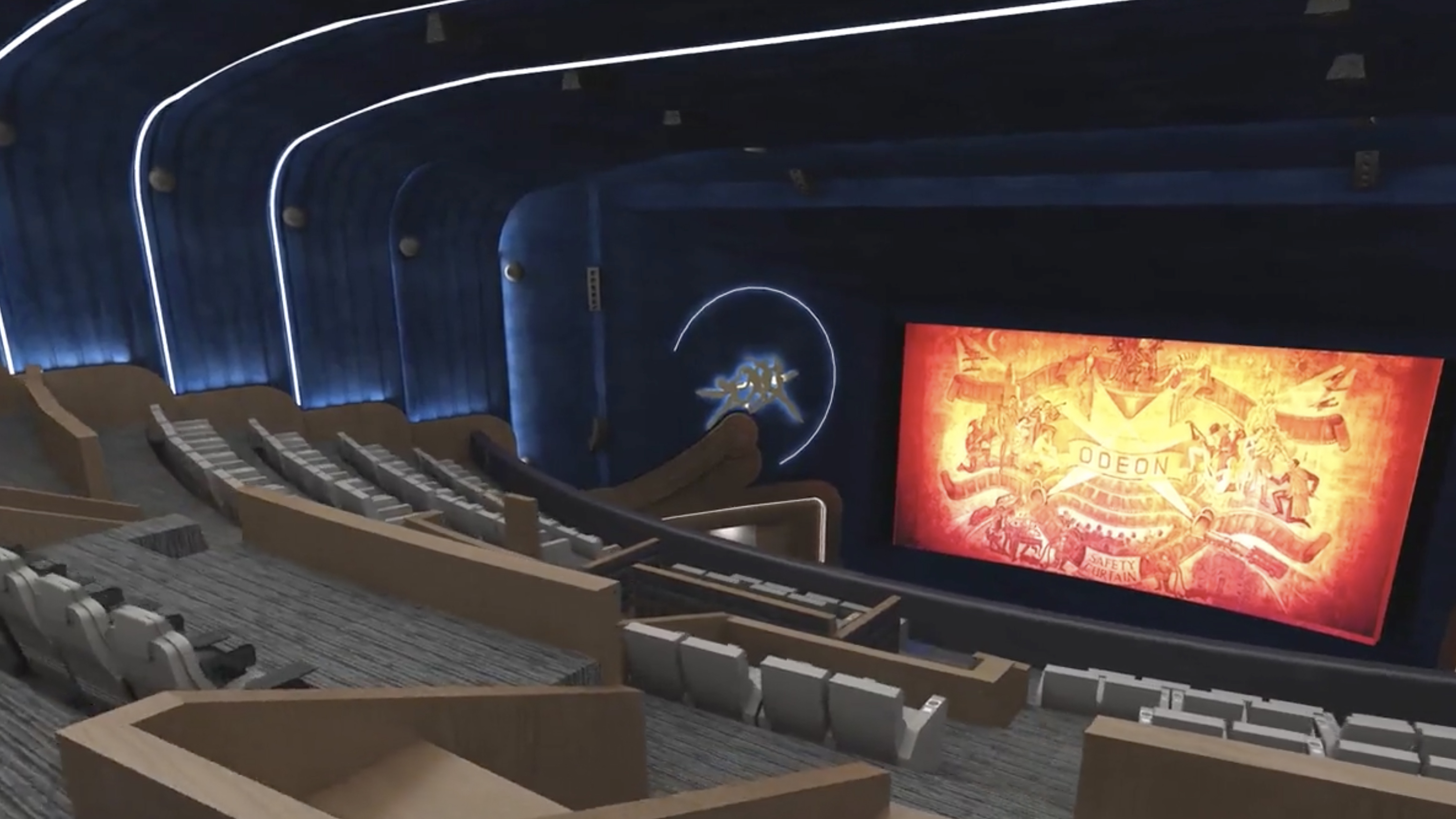 f84f9b9e2c UK's first Dolby Cinema opens in Leicester Square | TechRadar