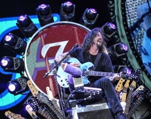 Delicate Productions Powers Foo Fighters U.S. Tour