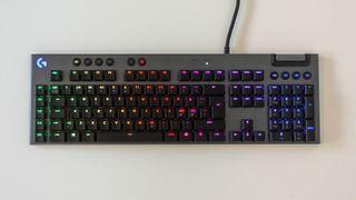 Logitech G815 Lightsync RGB