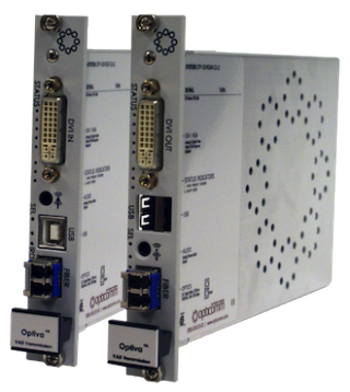 EMCORE Offers 4K Ultra HD Ready Optical Extension Cards