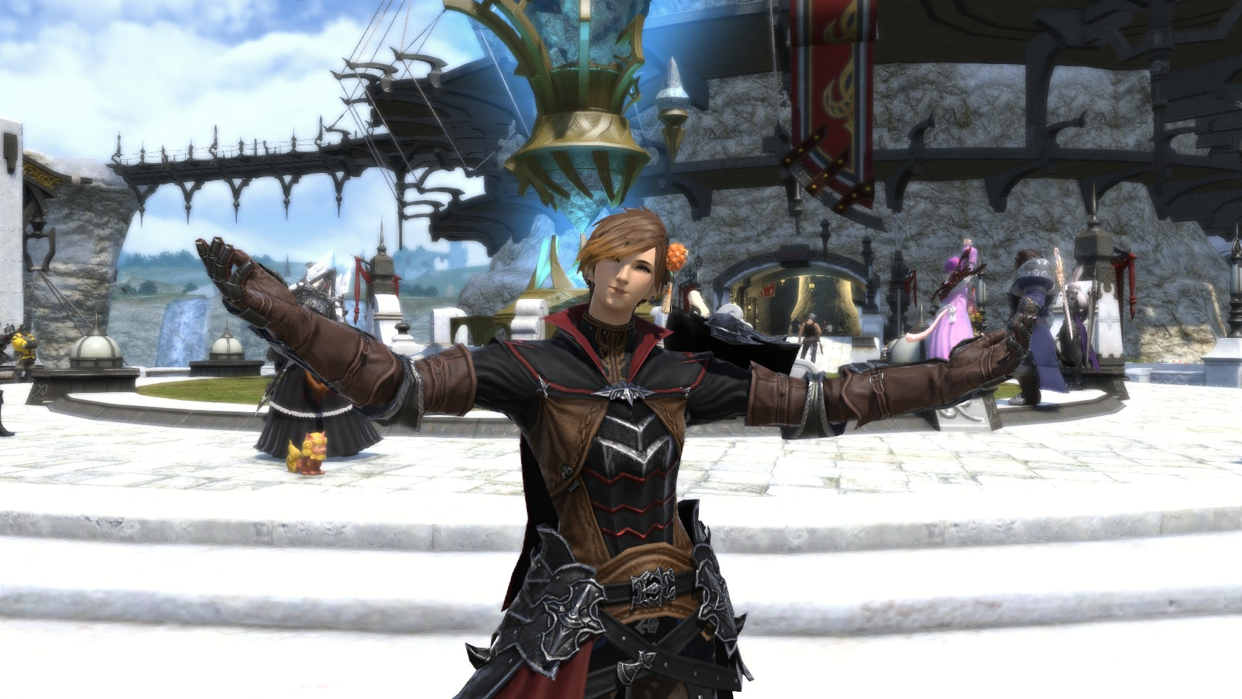 So, you want to get back into Final Fantasy XIV?