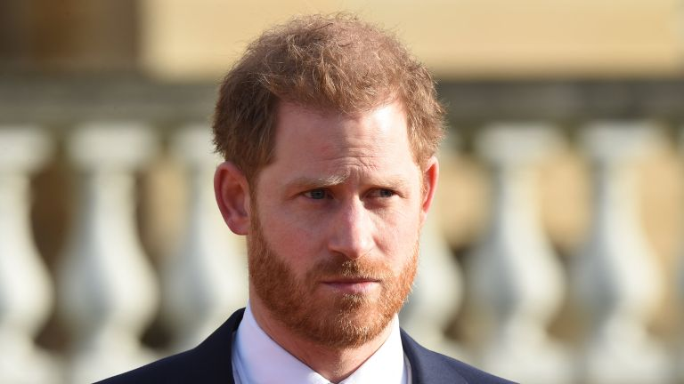 Prince Harry, Duke of Sussex, the Patron of the Rugby Football League hosts the Rugby League World Cup 2021 draws at Buckingham Palace on January 16, 2020 in London, England