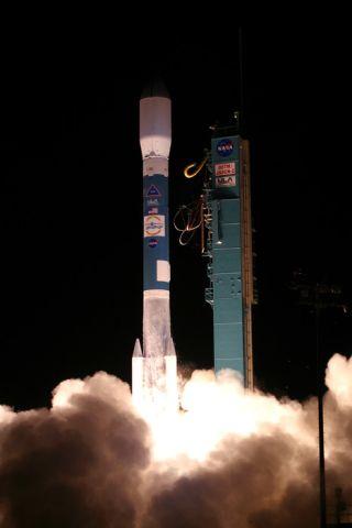 NASA Launches New Satellite to Map Rising Seas