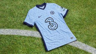 Chelsea away shirt 2020/21