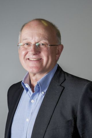 Brian Critchley, Chief Executive and Managing Director, Digital Projection International