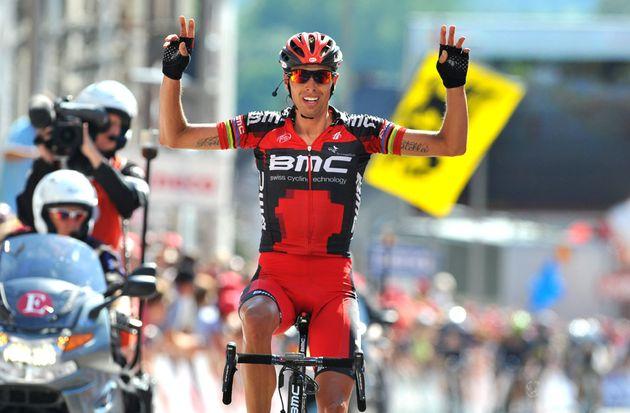 Alessandro Ballan wins stage, Eneco Tour 2012, stage seven
