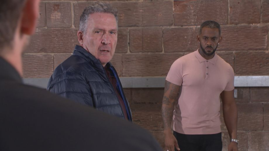 Cormac and Felix in Hollyoaks