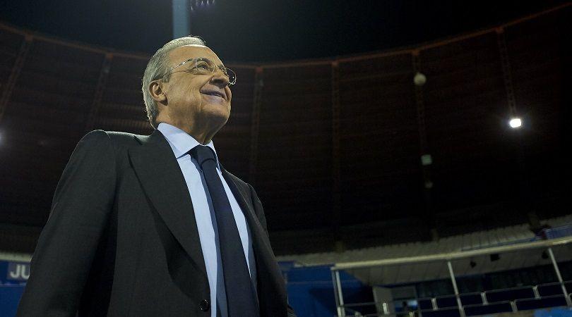 Real Madrid president Florentino Perez says European Super League would 'save' football