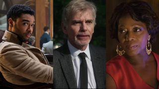 Regé-Jean Page, Billy Bob Thornton, and Alfre Woodard