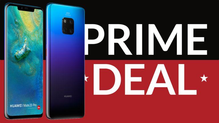 Huawei Mate 20 Pro Deal Discount UK