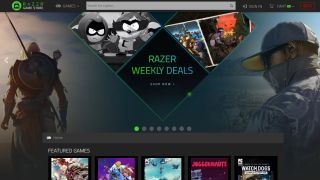 Razer Game Store