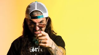 50 not out: Mike Portnoy, still one of the busiest men in prog