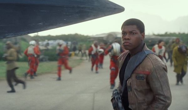 Star Wars: The Force Awakens Finn