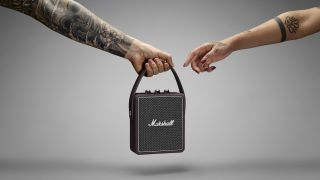 Pick up a last minute gift in the Marshall Holiday Sale – headphones and speakers reduced